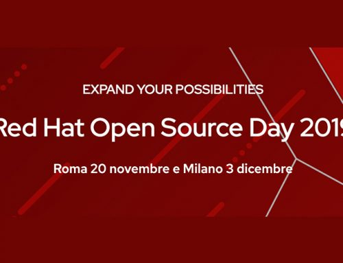 RED HAT OPEN SOURCE DAY 2019
